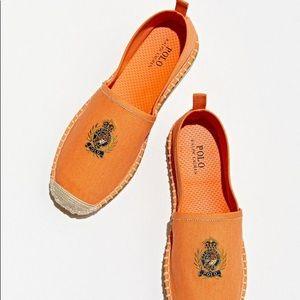 Polo Ralph Lauren Barron Crest men's size 9, NWT